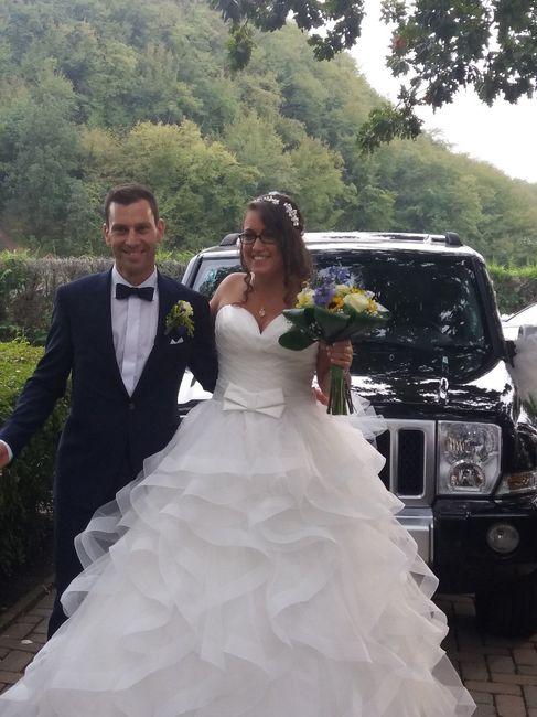 Sposa con occhiali(lungo) 1