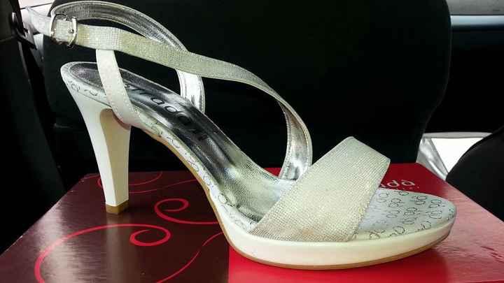 Ecco le mie scarpe - 1