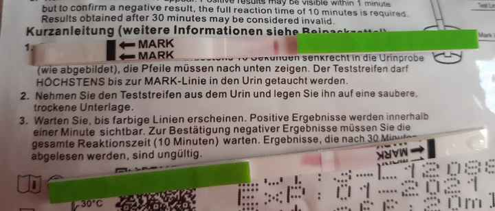 Aiuto lettura Test - 1