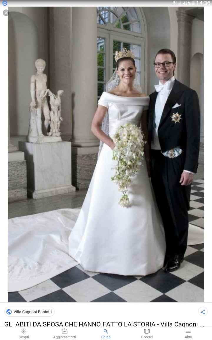 La principessa Vittoria, futura regina di Svezia