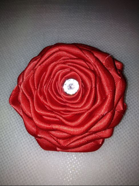 Rose per il mio Bouquet Fai da te