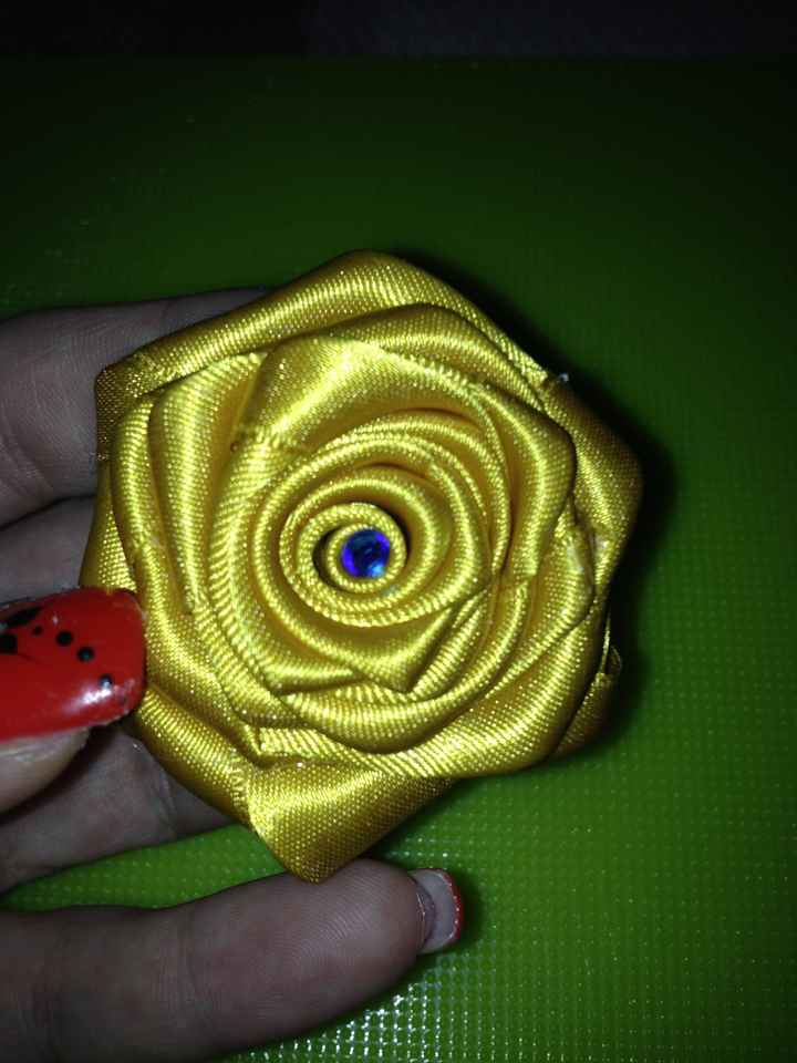 Rosa fai da te per il mio matrimonio