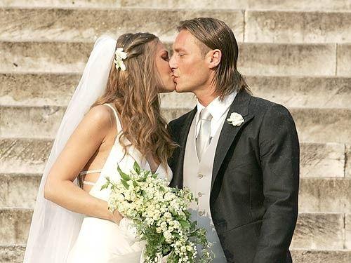 Bouquet Sposa Ilary Blasi.Blasi E Totti Vip Forum Matrimonio Com