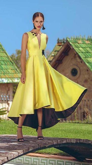 Outfit sorella della sposa 3
