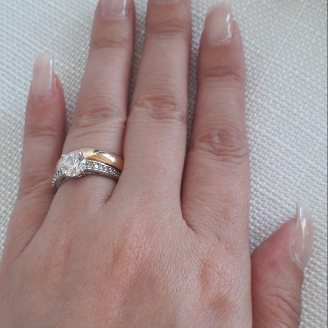 Anello di fidanzamento 4