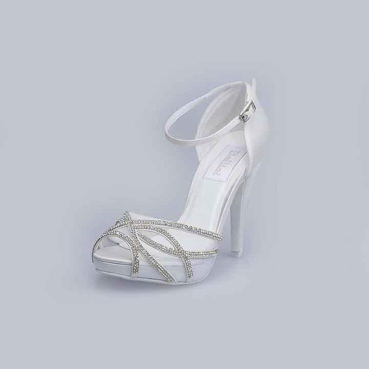 Scarpe sposa 🥰❤️ - 1