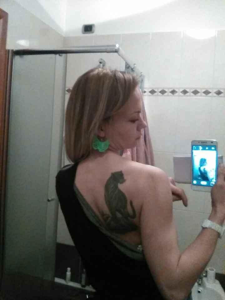 Spose e tattoo... - 1