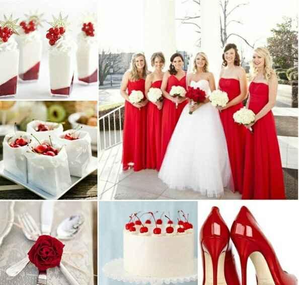 Matrimonio in rosso:qualche consiglio! - 10