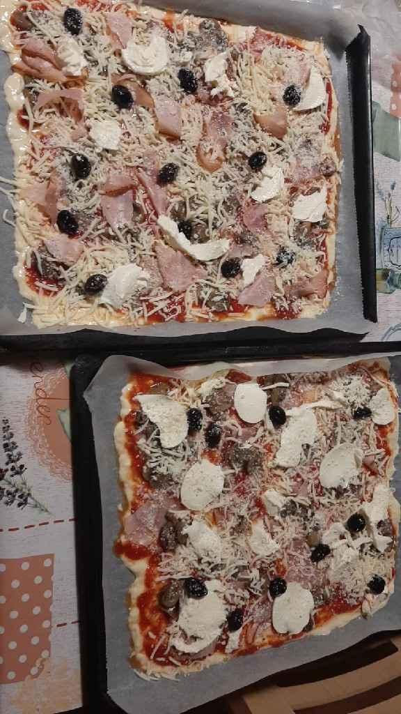 Oggi pizza e birretta per mandare via i pensieri negativi - 2