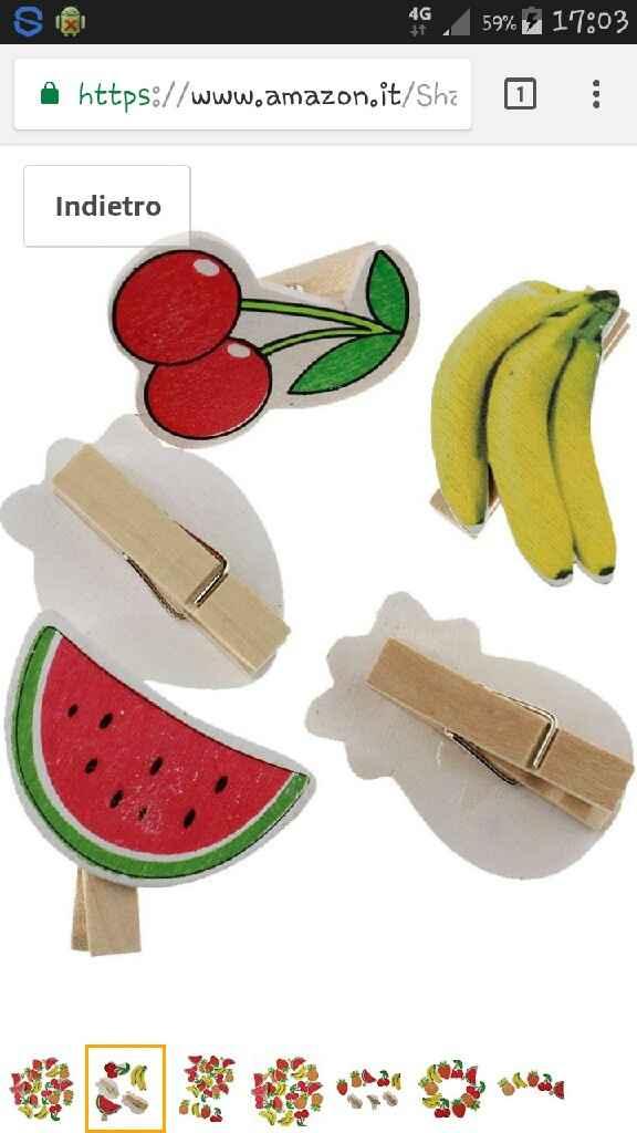 Tema Frutta!! - 2