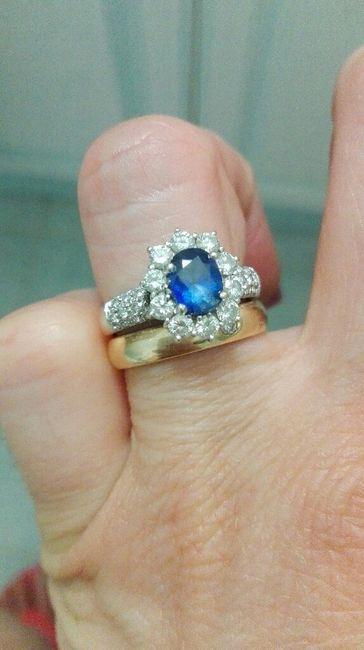Mi fate vedere il vostro anello della proposta?? 9