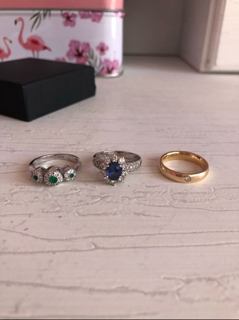 i miei anelli ! Mostratemi i vostri 💎💍❤ 16