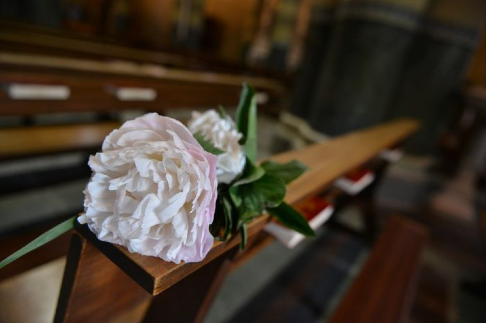 Elementi floreali chiesa - 3