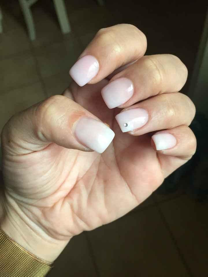 a - 1 giorni unghie fatte 😍 - 1