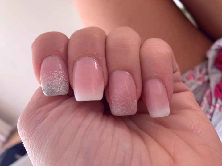 Manicure sposa 💅🏻 - 1