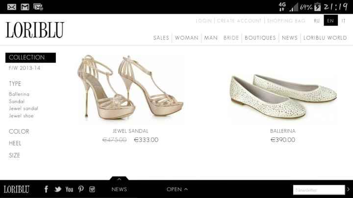 Finalmente scarpe! - 3