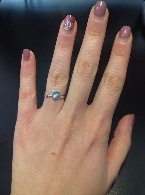 I vostri anelli di fidanzamento: vogliamo vederli! 19