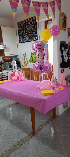 Prima torta compleanno maschietto e dettagl vari - 2