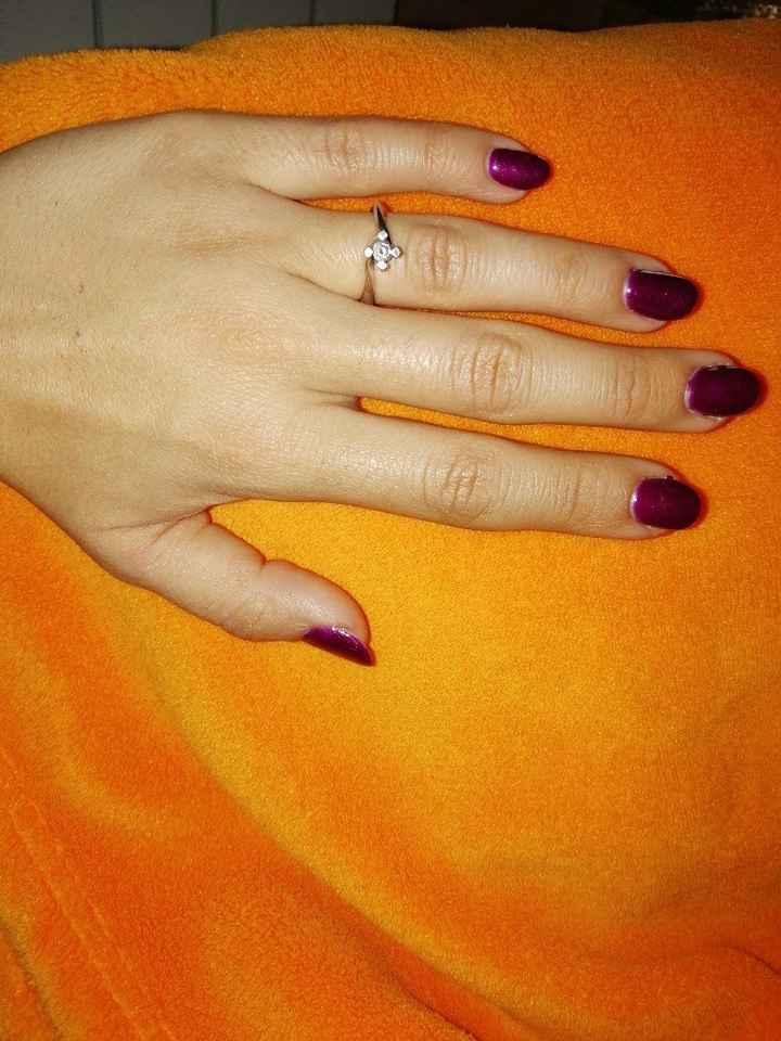 Il mio anello di fidanzamento - 1