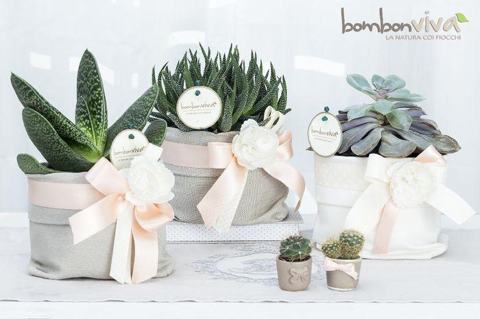 Bomboniera Floreale 🌺 1