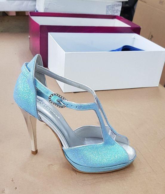 Spose con scarpe colorate 😍 1
