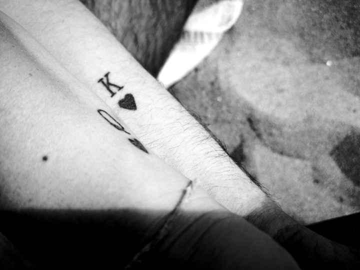 Sfoggiate i tatoo di coppia! - 1