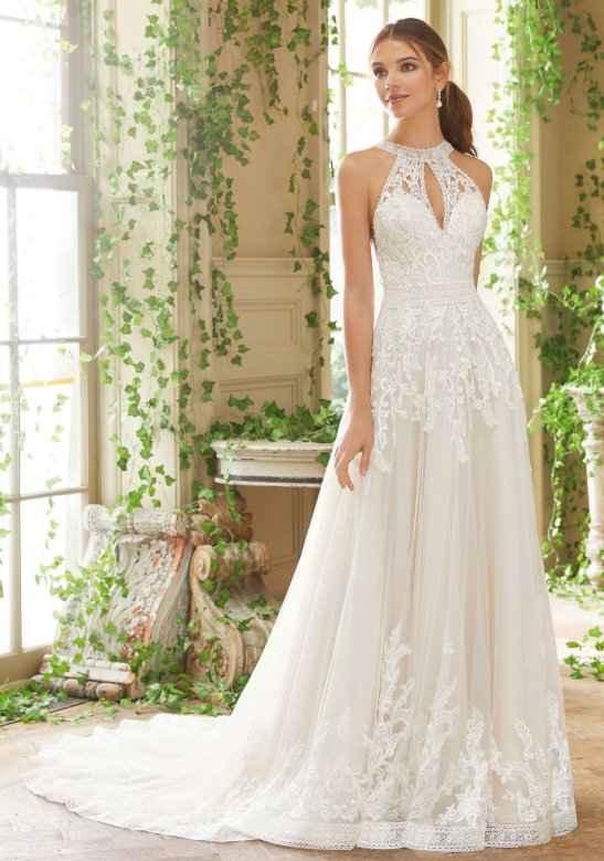 Che abito da sposa avete scelto? - 1