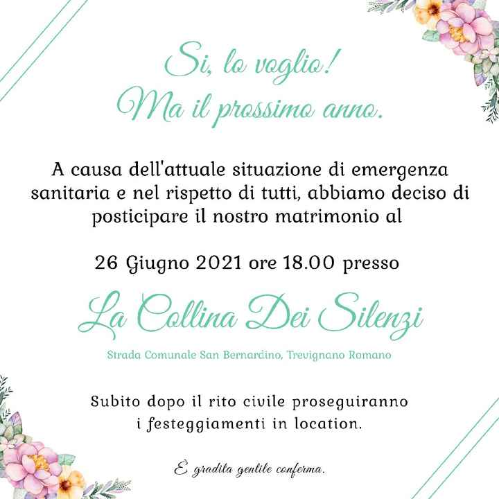 Save the Date 🥰👰🤵 - 1