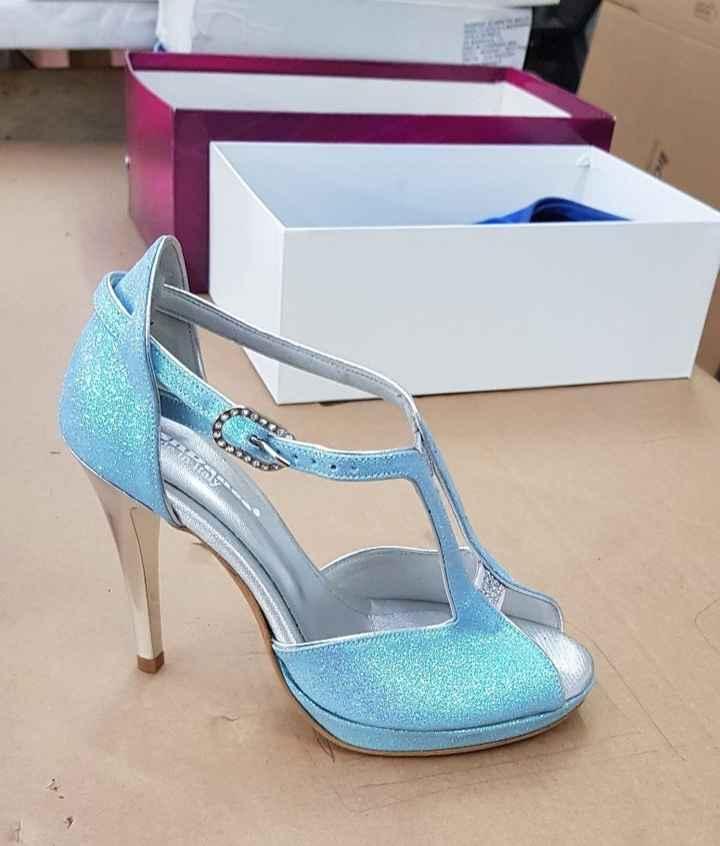 Spose con scarpe colorate 😍 - 1