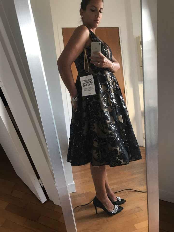 Help pareri vestito invitata - 2
