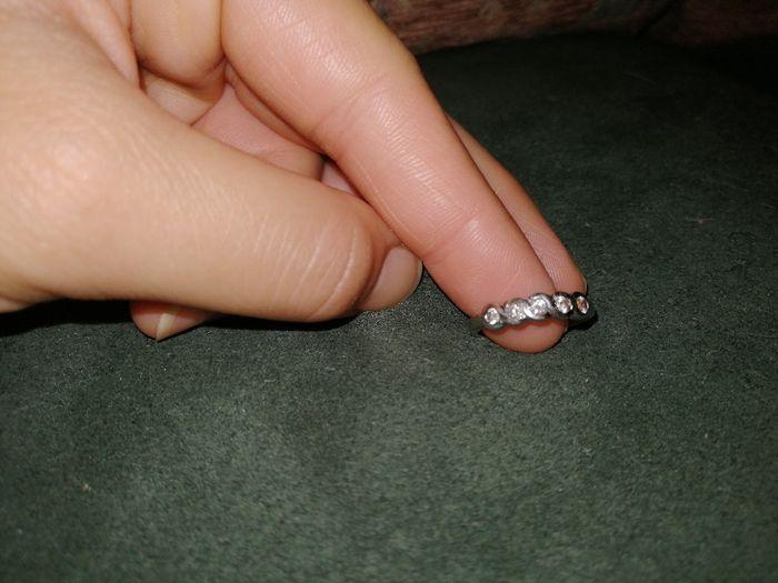E ora mostraci una foto del tuo anello di fidanzamento! 14
