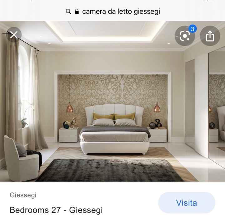 Camera da letto giessegi!!! - 1