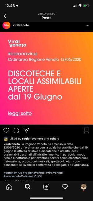 Finalmente possiamo dirlo, i matrimoni sono tornati in tutta Italia! 7