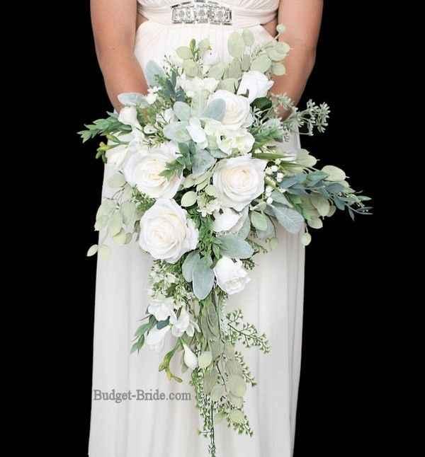 Bouquet da sposa fine agosto 💐 - 1