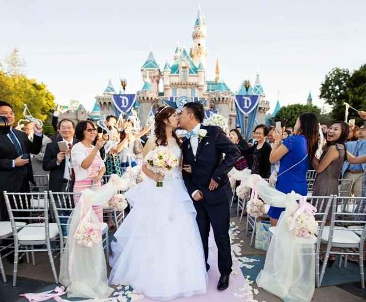 Se poteste sposarvi all'estero, dove vorreste celebrare il vostro matrimonio? - 1
