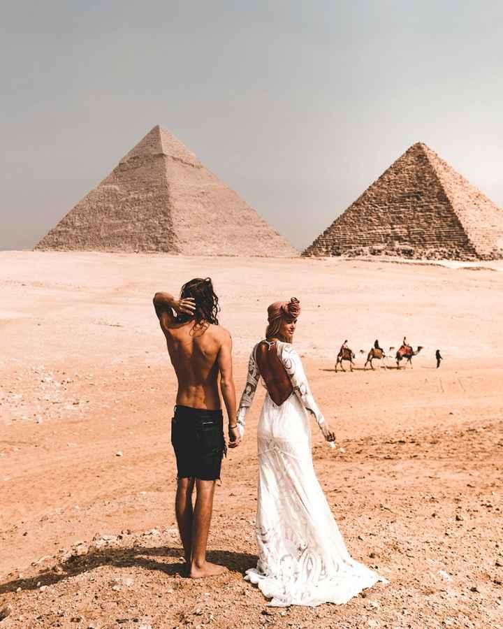 Se poteste sposarvi all'estero, dove vorreste celebrare il vostro matrimonio? - 2