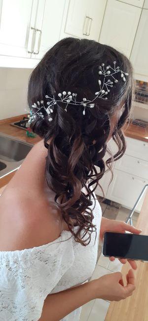 Accessori capelli sposa - 1