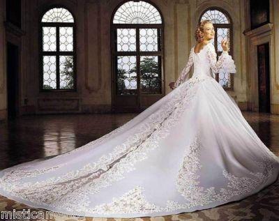 Vestiti Da Sposa Larghissimi.L Abito Da Sposa Unico O Campionario Moda Nozze Forum
