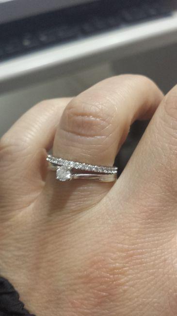 costo ferma anello oro bianco