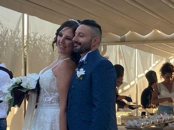 Finalmente sposi!! Enrica &matteo, 7 Luglio 2021❤️ 2
