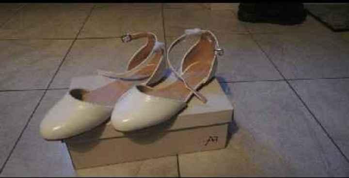 Domanda: scarpe sposa - 1