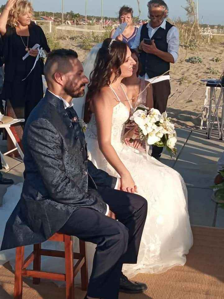 Finalmente sposi!! Enrica &matteo, 7 Luglio 2021❤️ - 1