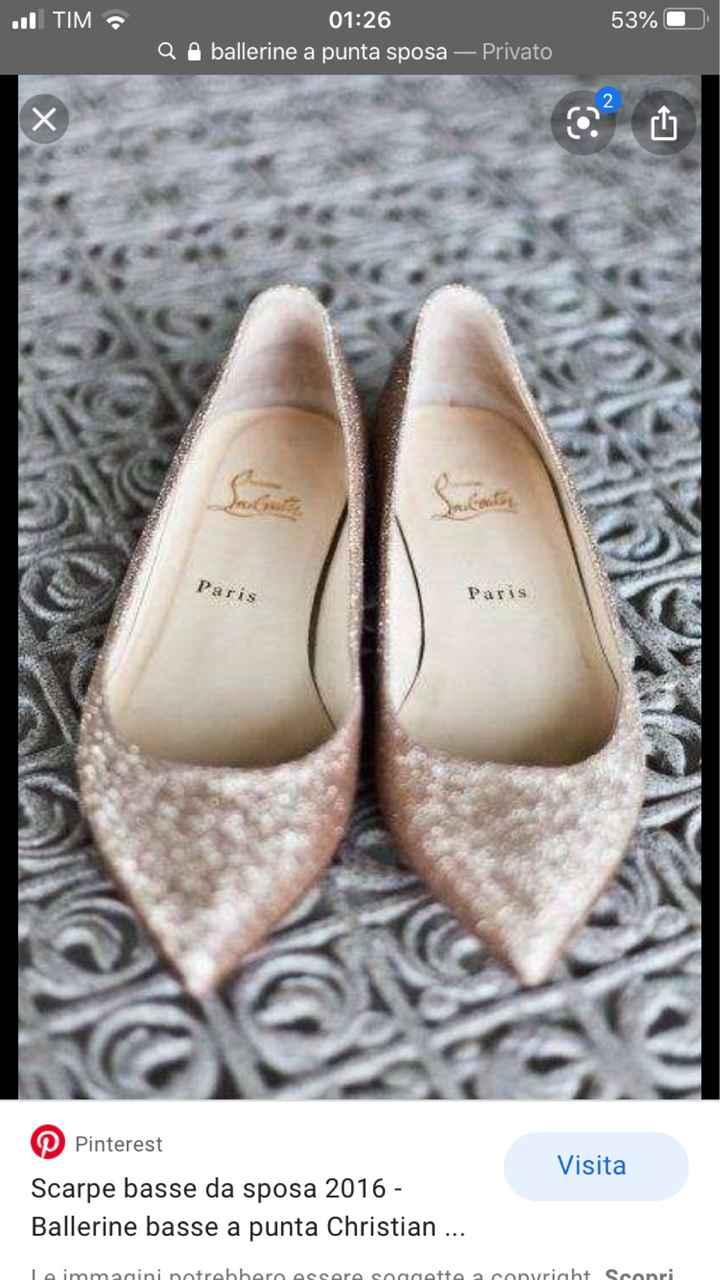 Cambio scarpe 👠 - 1