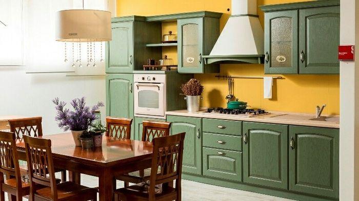Cucina in muratura vivere insieme forum - Bagno verde salvia ...
