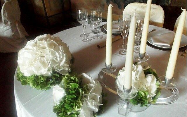 I vostri fiori e decorazioni organizzazione matrimonio forum - Decorazioni bianche ...