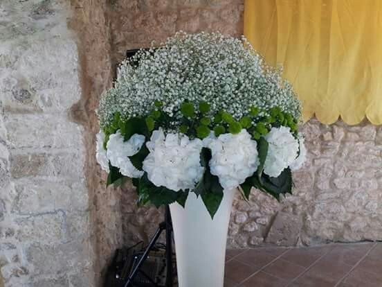 Ortensie Matrimonio Costo : Addobbo floreale organizzazione matrimonio forum
