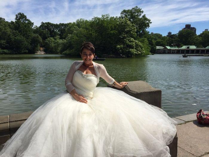 Vestito da sposa in viaggio di nozze parte ii - 7