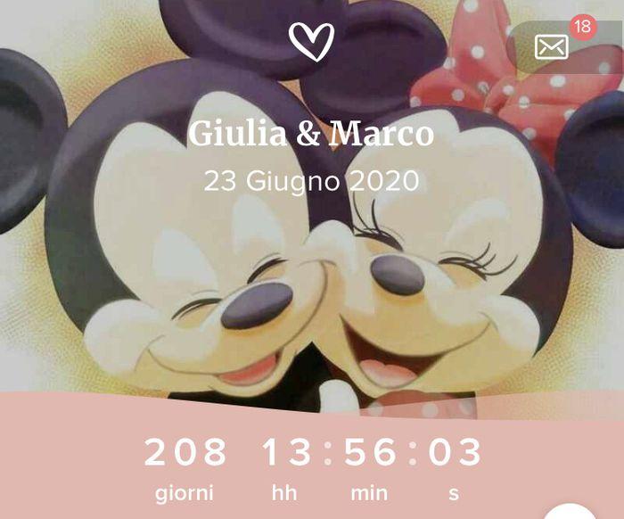 Condividete lo screenshot del vostro countdown! 7