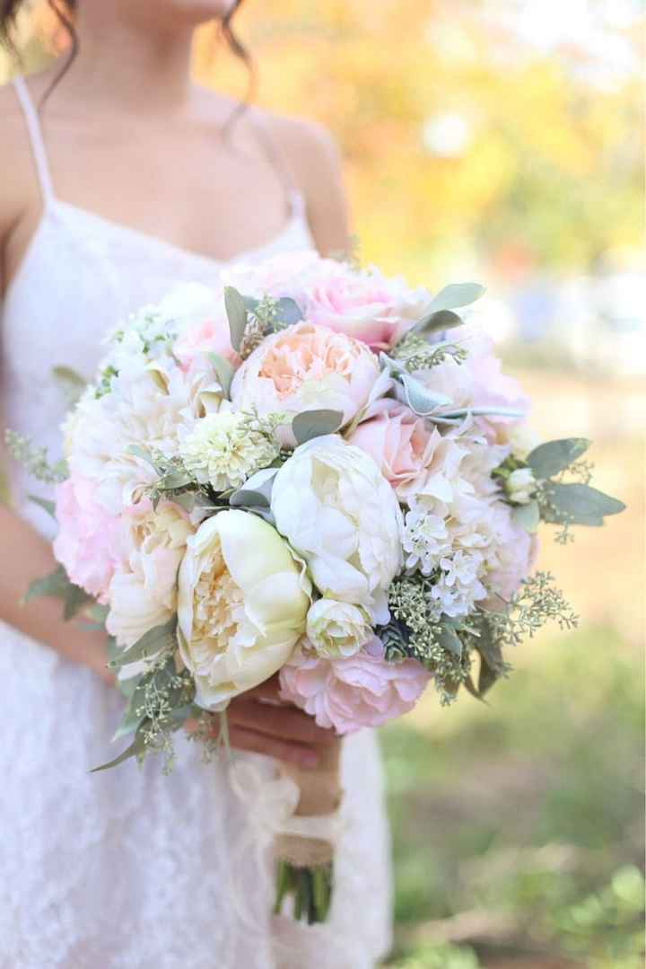 Consiglio bouquet country chic - 2
