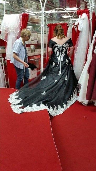 Matrimonio In Abito Nero : Abito nero foto moda nozze